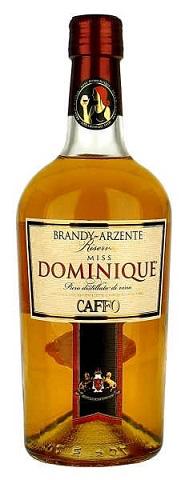 """Brandy Caffo """"Dominique"""" Brandy Italiano Riserva 750ml"""