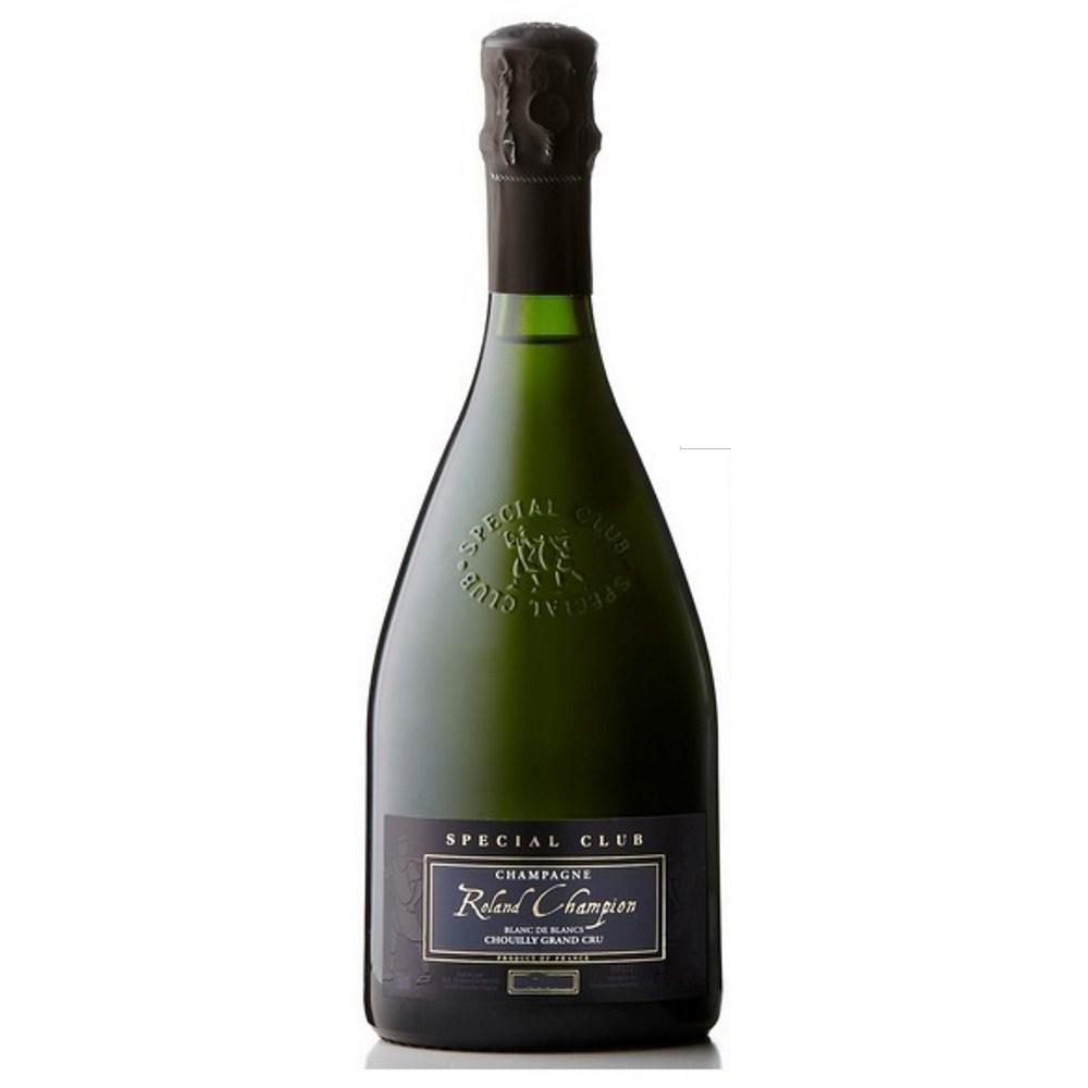 Sparkling Wine Roland Champion Special Club Chouilly Grand Cru Blanc de Blanc 2011 750ml