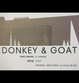 "American Wine Donkey & Goat ""Gigi, Sans Soufre"" Red Wine 2018 750ml"