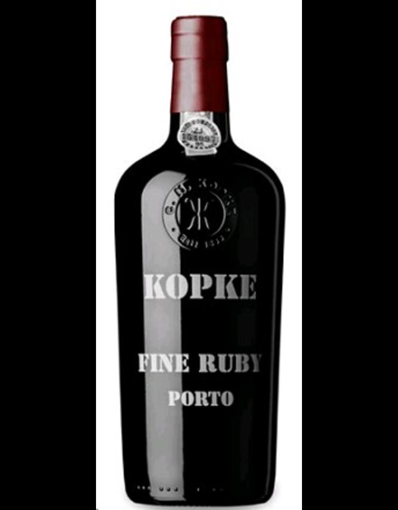 Kopke Fine Ruby Port 750ml