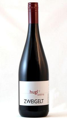 Austrian Wine Hugl Zweigelt Niederosterreich 2016 1L