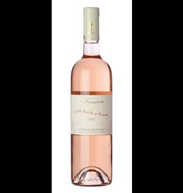 """French Wine Domaine de la Fouquette """"Cuvée Rosée d'Arore Cotes de Provence 2018 750ml"""