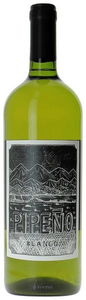 South American Wine Luyt Pipeño Blanco Vino Puro de Uva 2017 1L