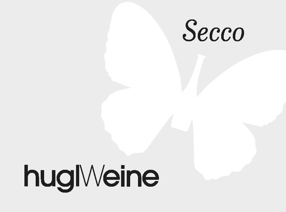 """Austrian Wine Hugl Wein """"Secco"""" Rosé 750ml"""