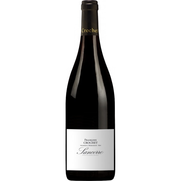French Wine Francois Crochet Sancerre Rouge 2014 750ml