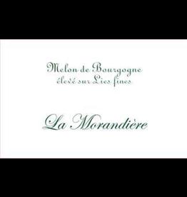 """French Wine La Morandiére Muscadet Sevre et Maine Sur Lie """"Melon de Bourgogne élevé sue Lies fines"""" 2017 750ml"""