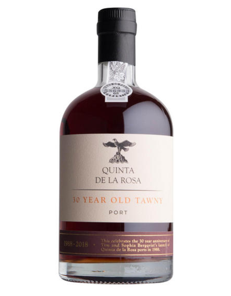 Dessert Wine Quinta de la Rosa 30 Year Tawny Port 500ml