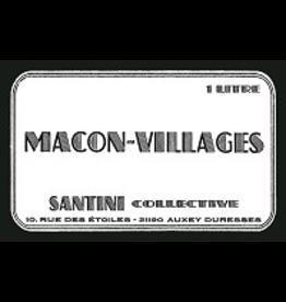 French Wine Santini Collective Macon-Village 2017 1L