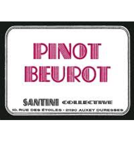 """French Wine Santini Collective """"Pinot Beurot"""" Bourgogne Hautes-Cotes-de-Beaune 2018 750ml"""