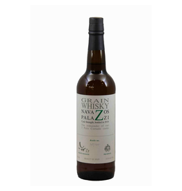 "Whiskey Navazos Palazzi Grain Whisky Cask Strength, bottled in 2016 ""The remainder of our 3 Palo cortado casks"" 53.5% abv 750ml"