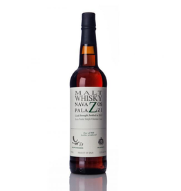 "Whiskey Navazos Palazzi Malt Whisky Cask Strength, bottled in 2017 ""Bota Punta Single Oloroso Cask 52.5% abv 750ml"