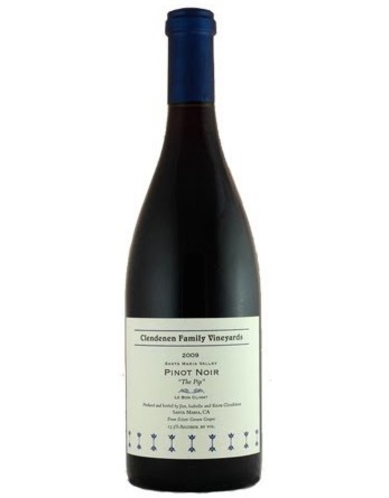 "Clendenen Family Vineyards ""The Pip"" Pinot Noir Santa Maria Valley 2016 750ml"