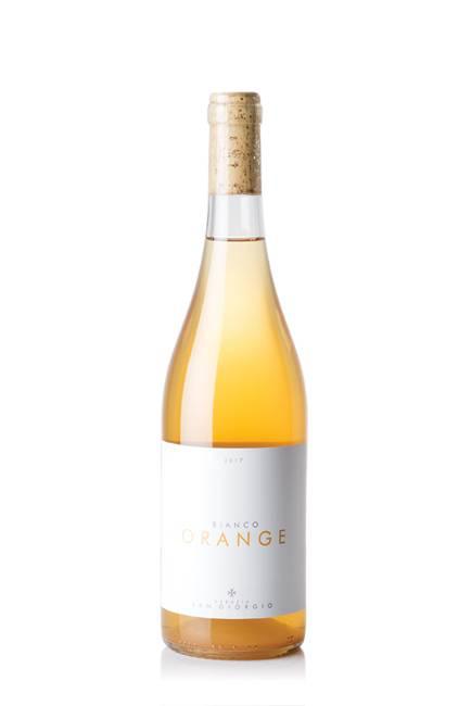 "Italian Wine San Giorgio Bianco ""Orange"" Sicily 2018 750ml"