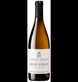"""French Wine Famille Paquet Saint-Véran """"Les Terres Noires"""" 2017 750ml"""