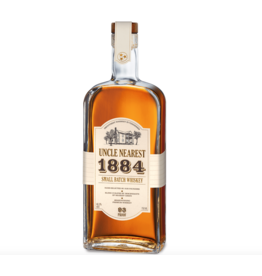 "Uncle Nearest ""1884"" Small Batch Whiskey 93 Proof 750ml"