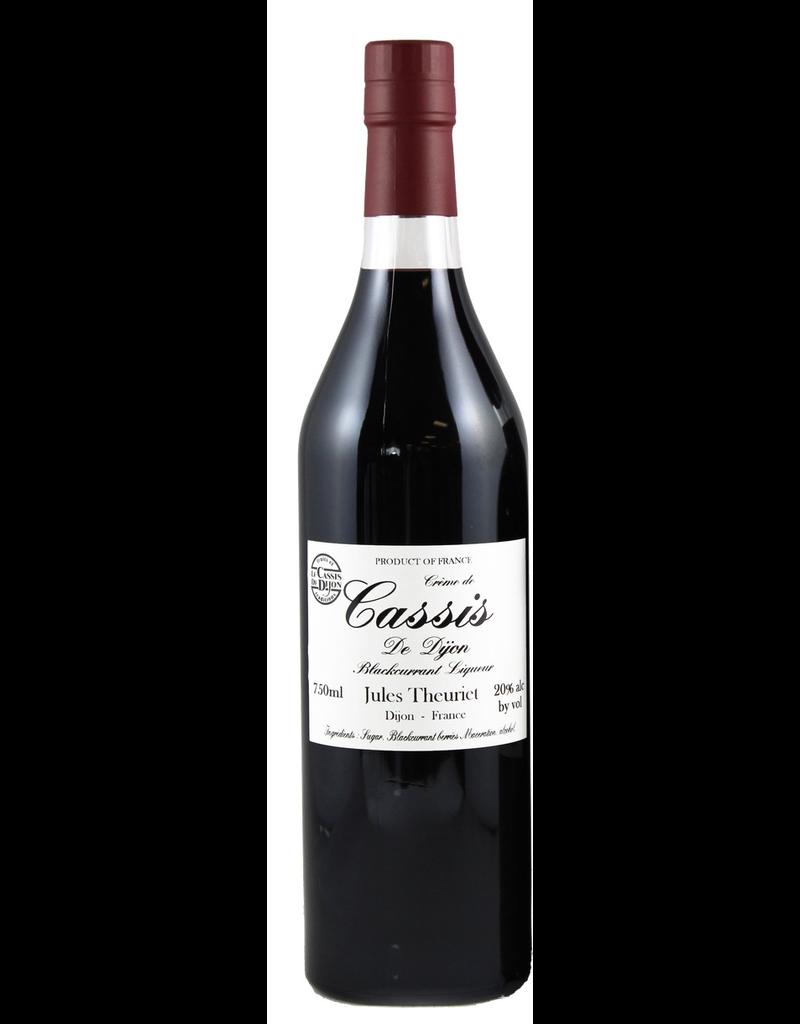 Jules Theuriet Creme de Cassis 750ml