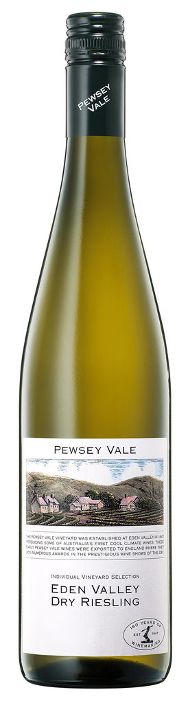 Australia/New Zealand Wine Pewsey Vale Dry Riesling Eden Valley 2017 750ml