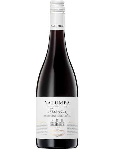 "Australia/New Zealand Wine Yalumba ""Bush Vine"" Grenache Barossa 2018"