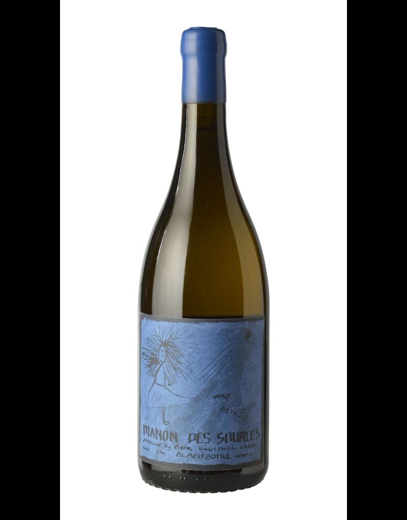 "South African Wine Blanc Bottle ""Manon des Source"" White Wine Elgin 2010 750ml"