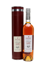 "Brandy Frapin Millésime ""1988"" Cognac 27 Years Old 750ml"
