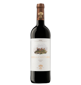 Spanish Wine Sierra Cantabria Rioja Crianza 2016 750ml