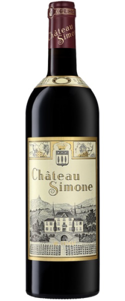 French Wine Chateau Simone Rouge Palette 2011 750ml