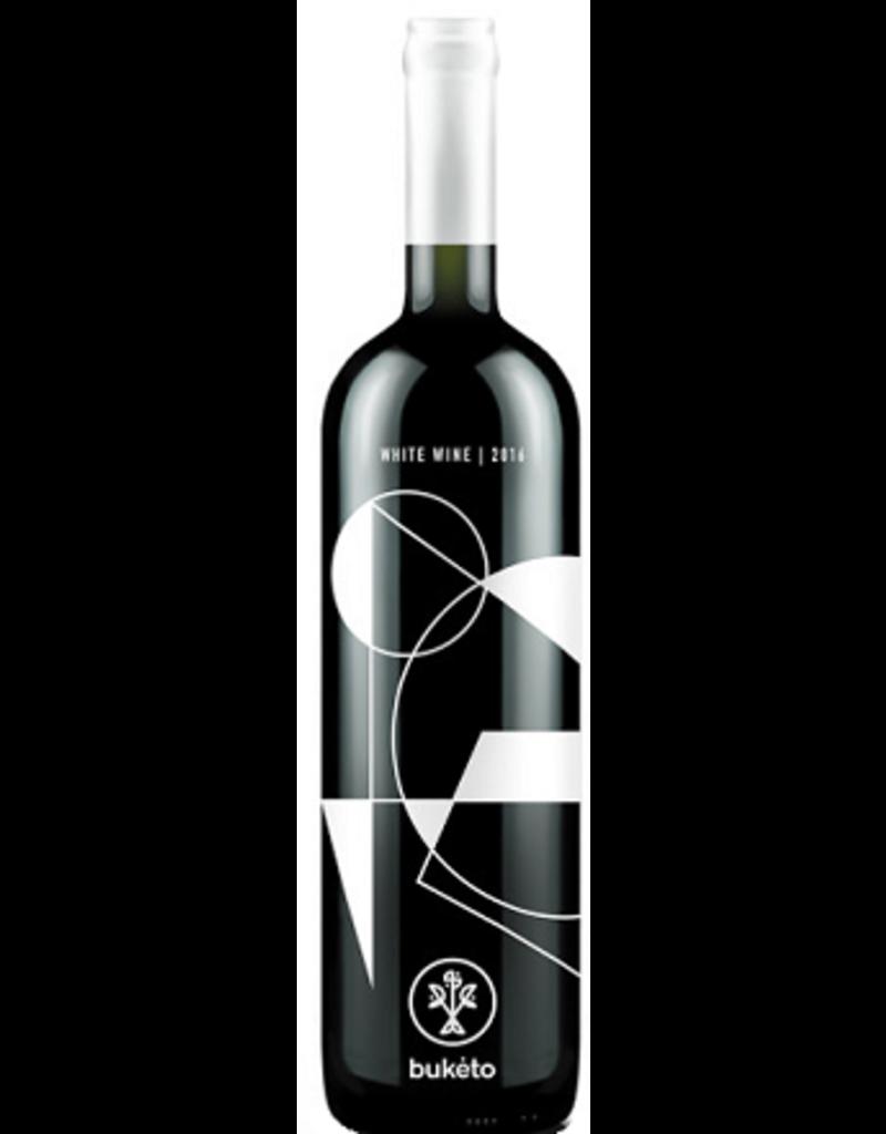 Buketo Red Wine Makedonia 2015 750ml