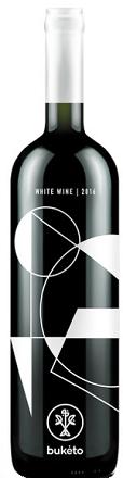 Greek Wine Buketo Red Wine Makedonia 2015 750ml