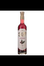 Mixer Som Cranberry Cane Vinegar Cordial 500ml