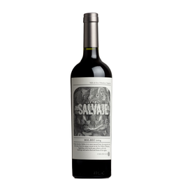"South American Wine Casa de Uco ""El Salvaje"" Malbec Valle de Uco 2014 750ml"