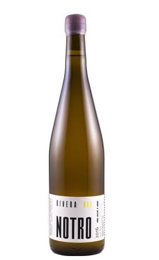 "South American Wine Roberto Henriquez ""Rivera del Notro"" Blanco Itata Valley 2017 750ml"