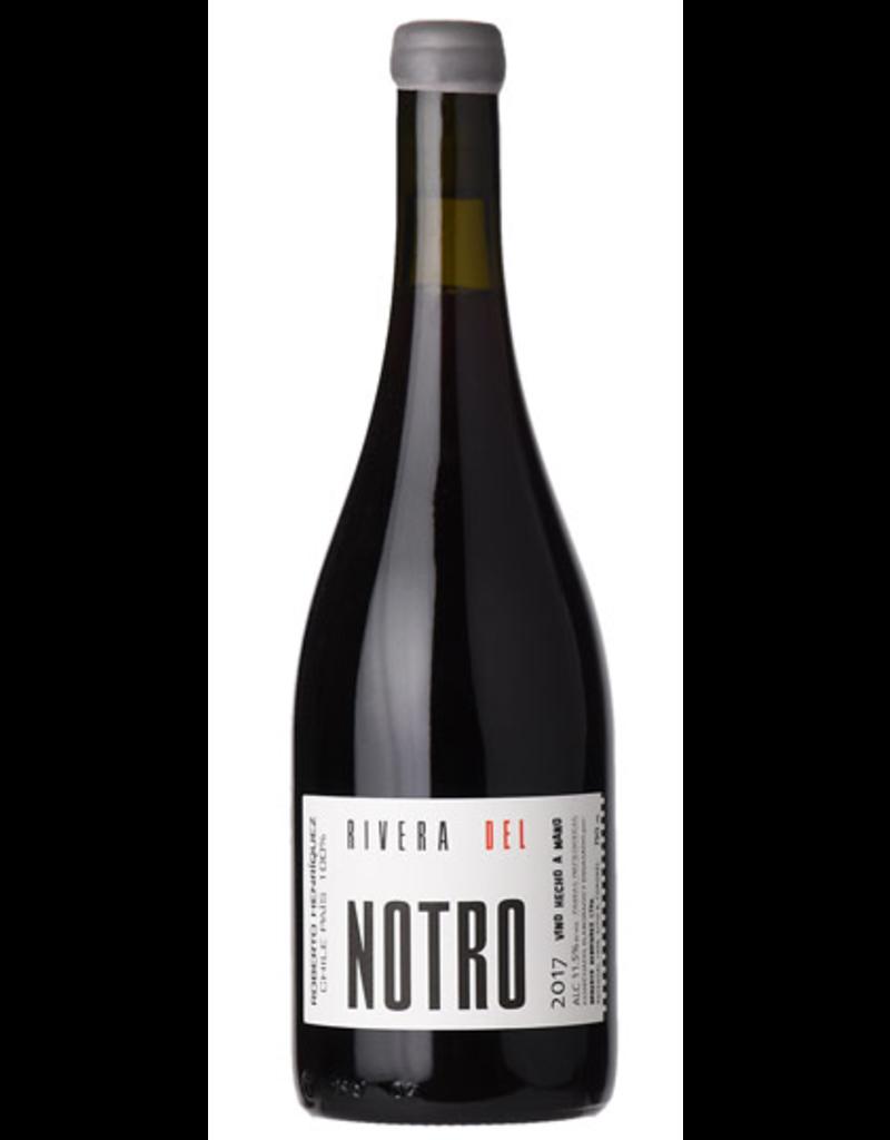 """Roberto Henriquez """"Rivera del Notro"""" Tinto Bio Bio Valley 2018 750ml"""