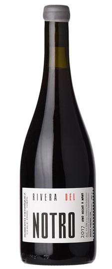 "South American Wine Roberto Henriquez ""Rivera del Notro"" Tinto Bio Bio Valley 2017 750ml"