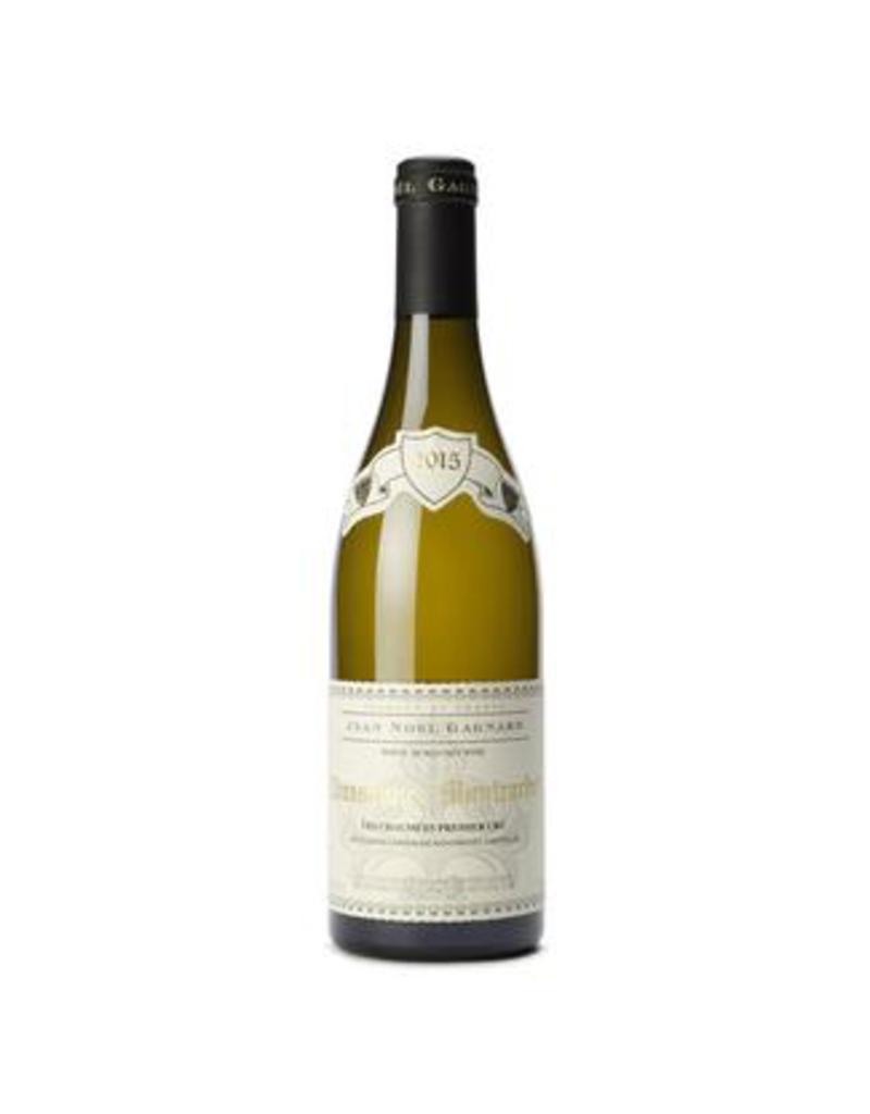 """French Wine Jean Noel Gagnard Chassagne Montrachet """"Les Chaumes"""" 2014 750ml"""