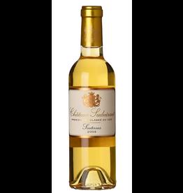 Dessert Wine Chateau Suduiraut Sauternes 2009 375ml