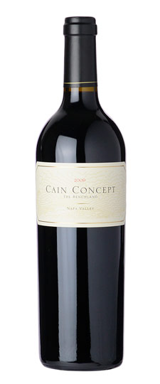 "American Wine Cain ""Concept"" The Benchland"" Napa Valley 2009 750ml"