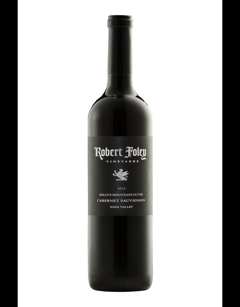 """Robert Foley Kelley's Mountain Cuvée"""" Cabernet Sauvignon Napa Valley 2012 750ml"""