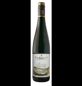 German Wine Dr. Thanisch Riesling Spatlese Trocken Bernkastel Gutsabfüllung Mosel 2014 750ml