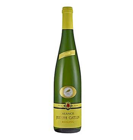 French Wine Joseph Cattin Riesling Alsace 2018 750ml