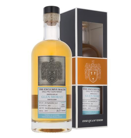 Scotch The Exclusive Malts Glen Moray 2007 9 Year Cask Strength Cask No. 5315 55.7%abv 750ml