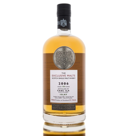 Scotch The Exclusive Malts Caol Ila 10 Year 2006 Cask Strength 57.1%abv 750ml