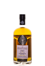 The Exclusive Malts Caledonian 1987 28 Year Cask Strength 52.15%abv 750ml
