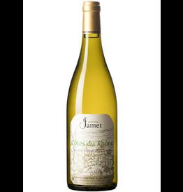 French Wine Jamet Cotes Du Rhone Blanc 2016 750ml