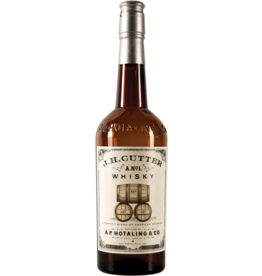 "A.P. Hotaling & Co ""J.H. Cutter A.No. 1"" Whisky 750ml"