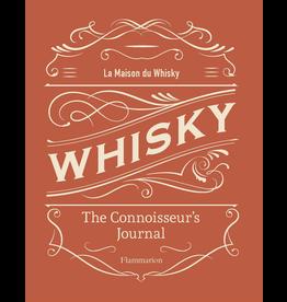 """Books La Maison du Whisky """"Whisky"""" The Connoisseur's Journal (Book) Flammarion"""
