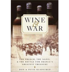 Books Wine and War (Book) by Don & Petie Kladstrup