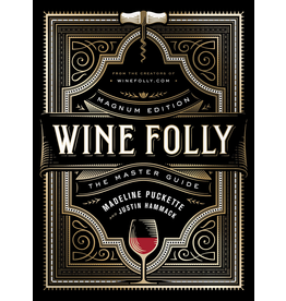 Books Wine Folly: Magnum Edition (Book) by Madeline Puckette and Justin Hammack