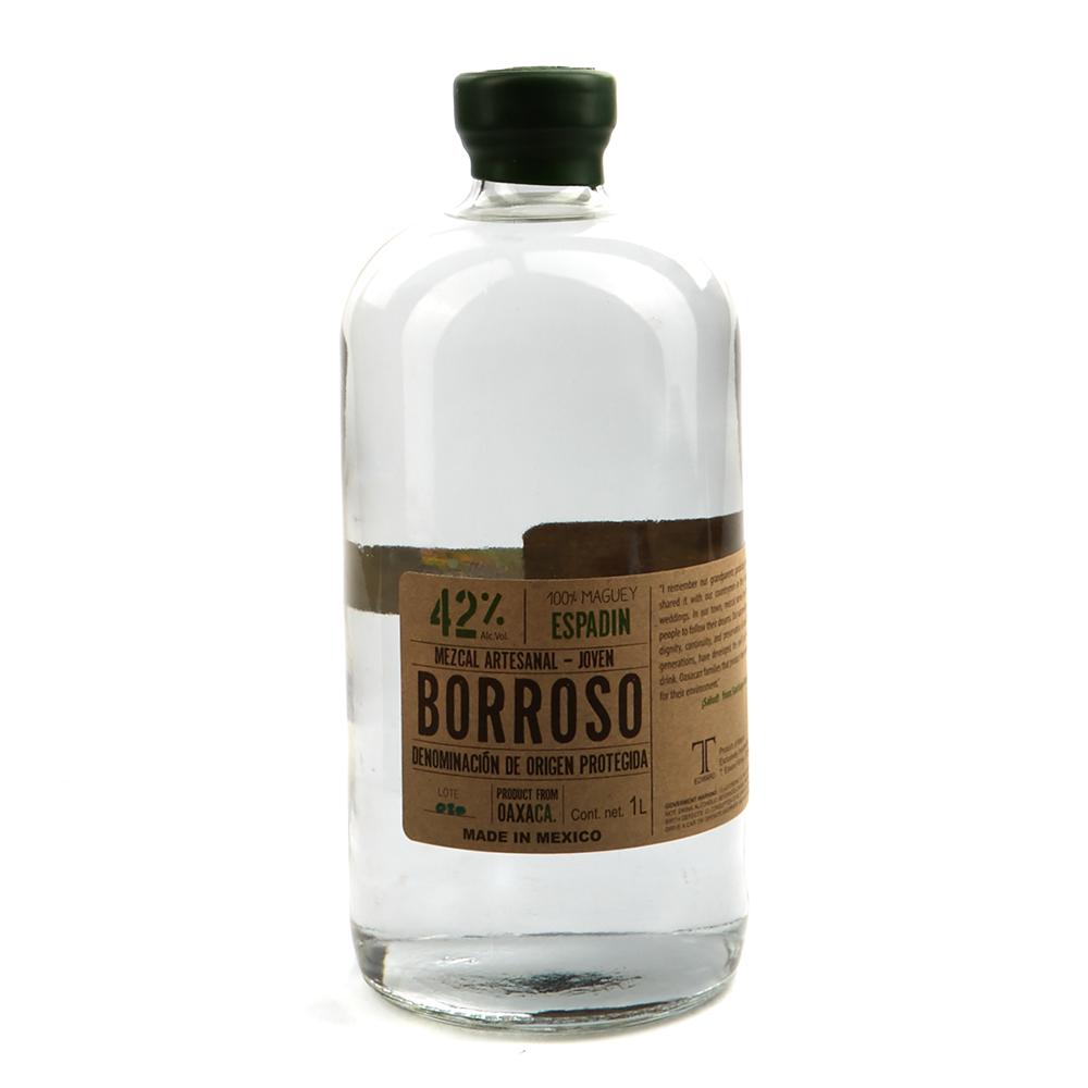 Tequila/Mezcal Borroso Tobasiche! Mezcal Ancestral Joven One Liter