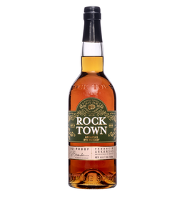Rye Whiskey Rock Town Arkansas Rye whiskey 750ml