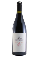 """Italian Wine La Stoppa """"Barbera della Stoppa"""" Emilia-Romagna 2010 750ml"""